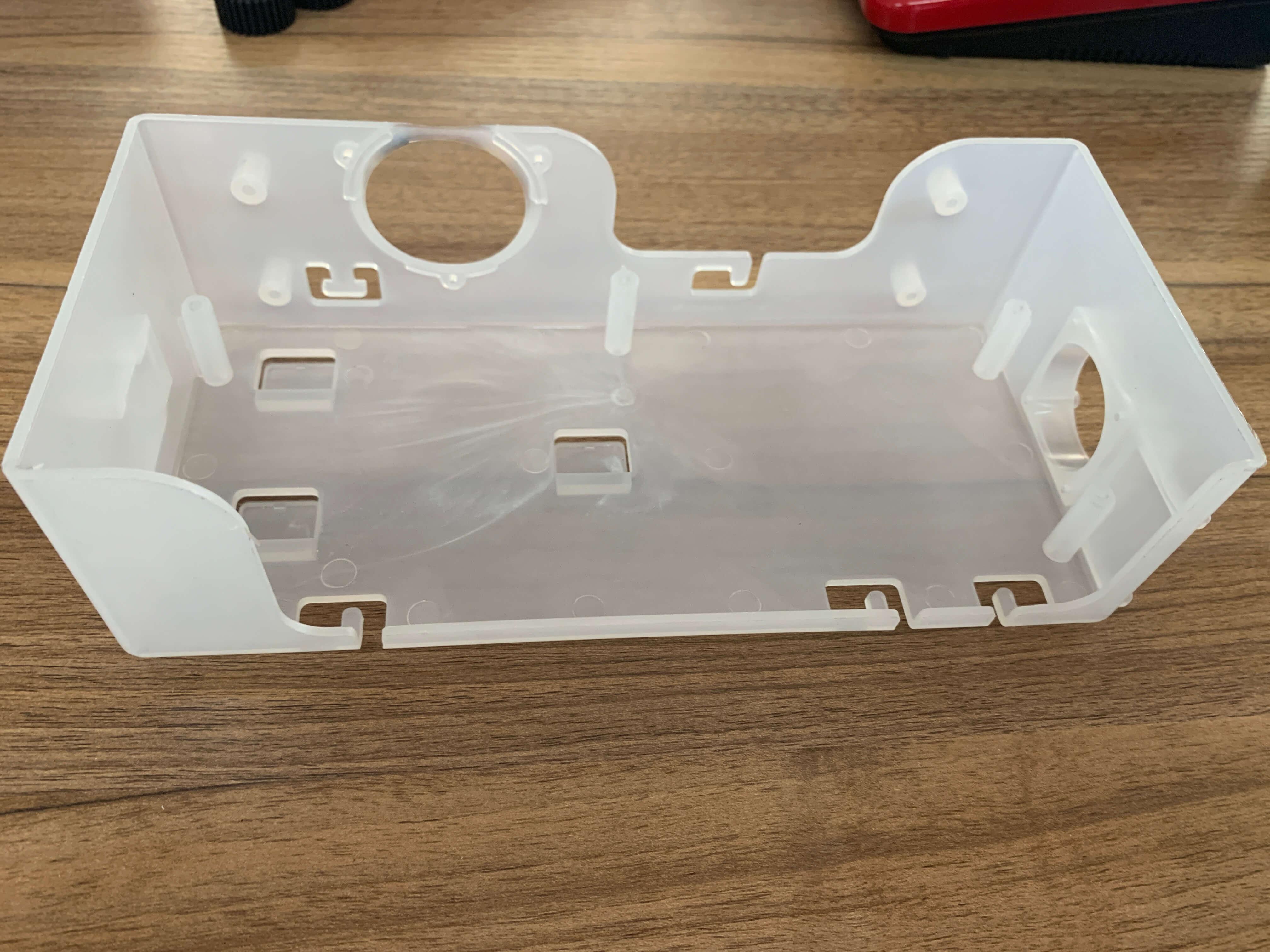 广州美容器外壳加工制造