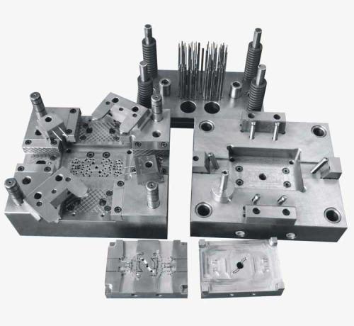 广州塑胶模具厂家批发