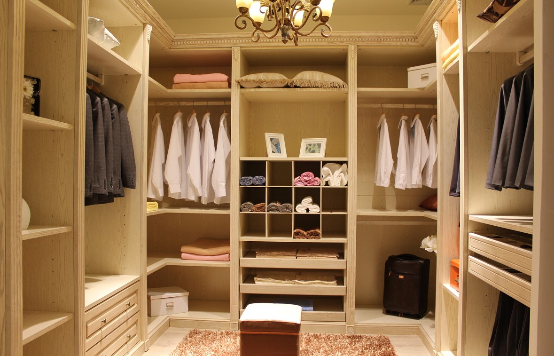 索菲莱整体衣柜