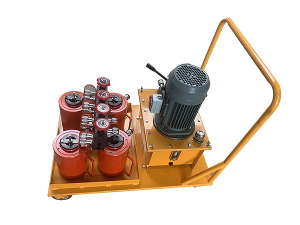 板式换热器夹紧器