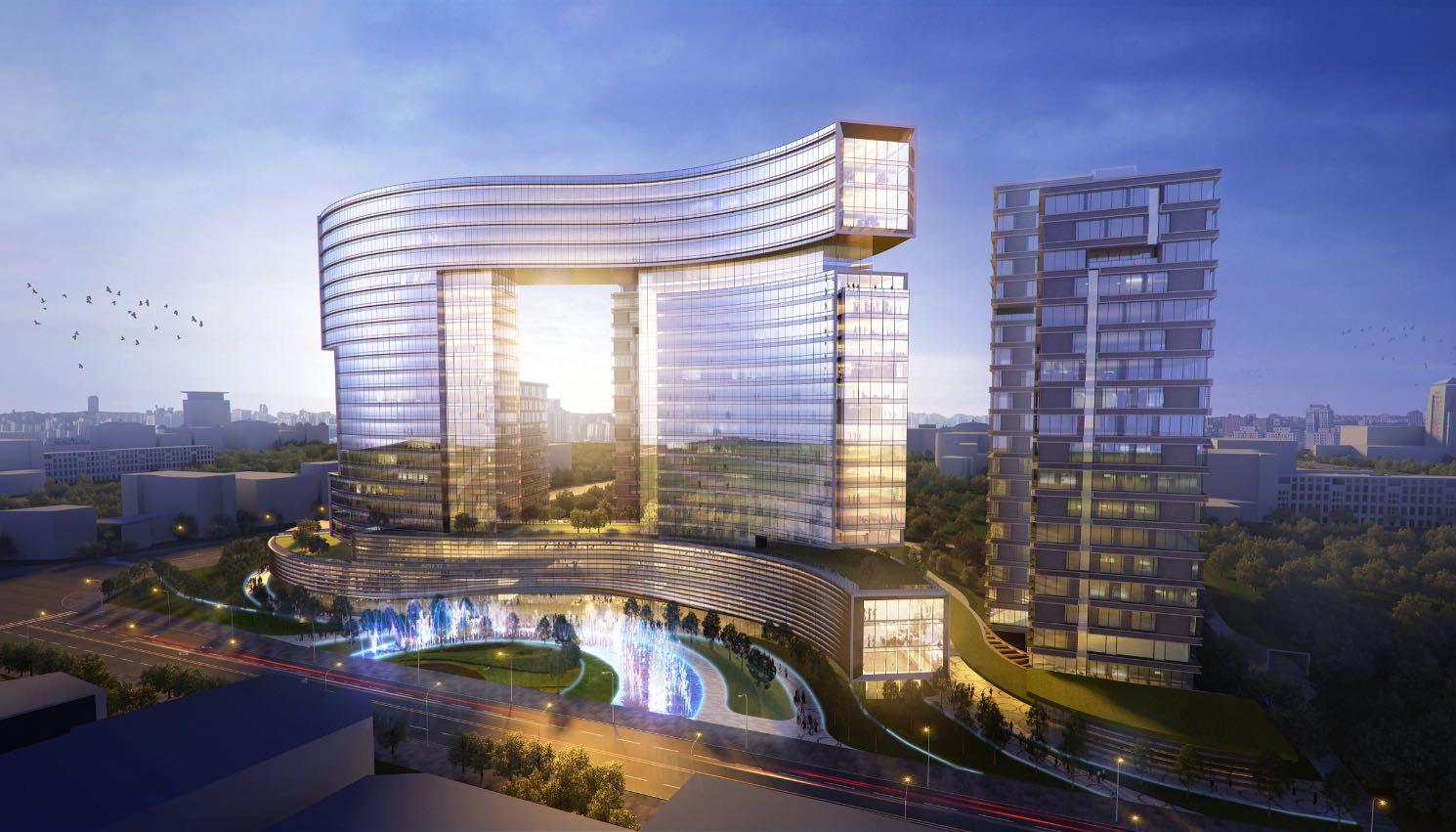 千喜鹤京南IFC国际金融中心…