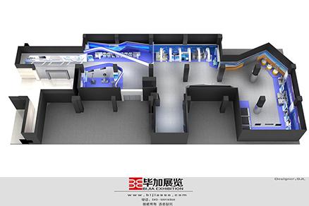 华南研究院展厅设计
