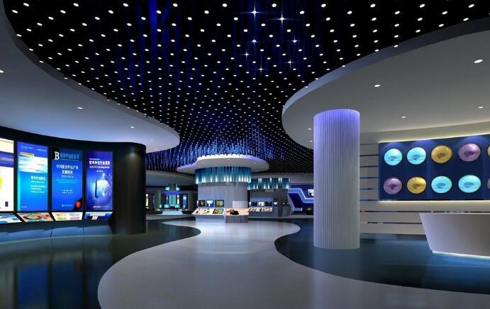 深圳数字展厅的表现形式有哪些?