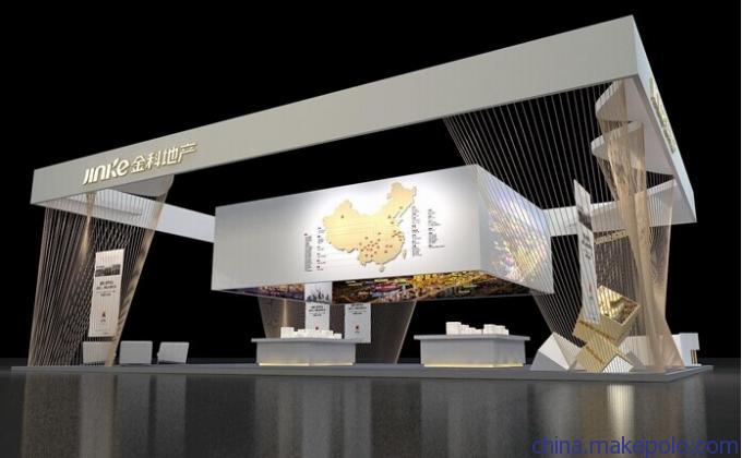 深圳展台设计搭建应注意三点