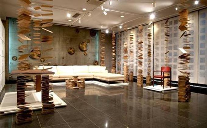 深圳主场搭建展台设计搭建的组成要素