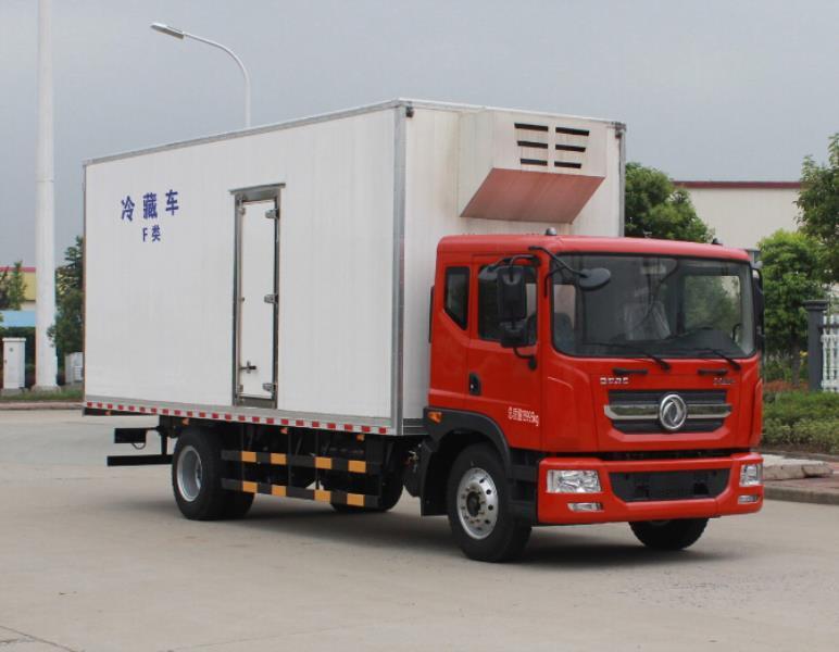 东风9吨冷藏车