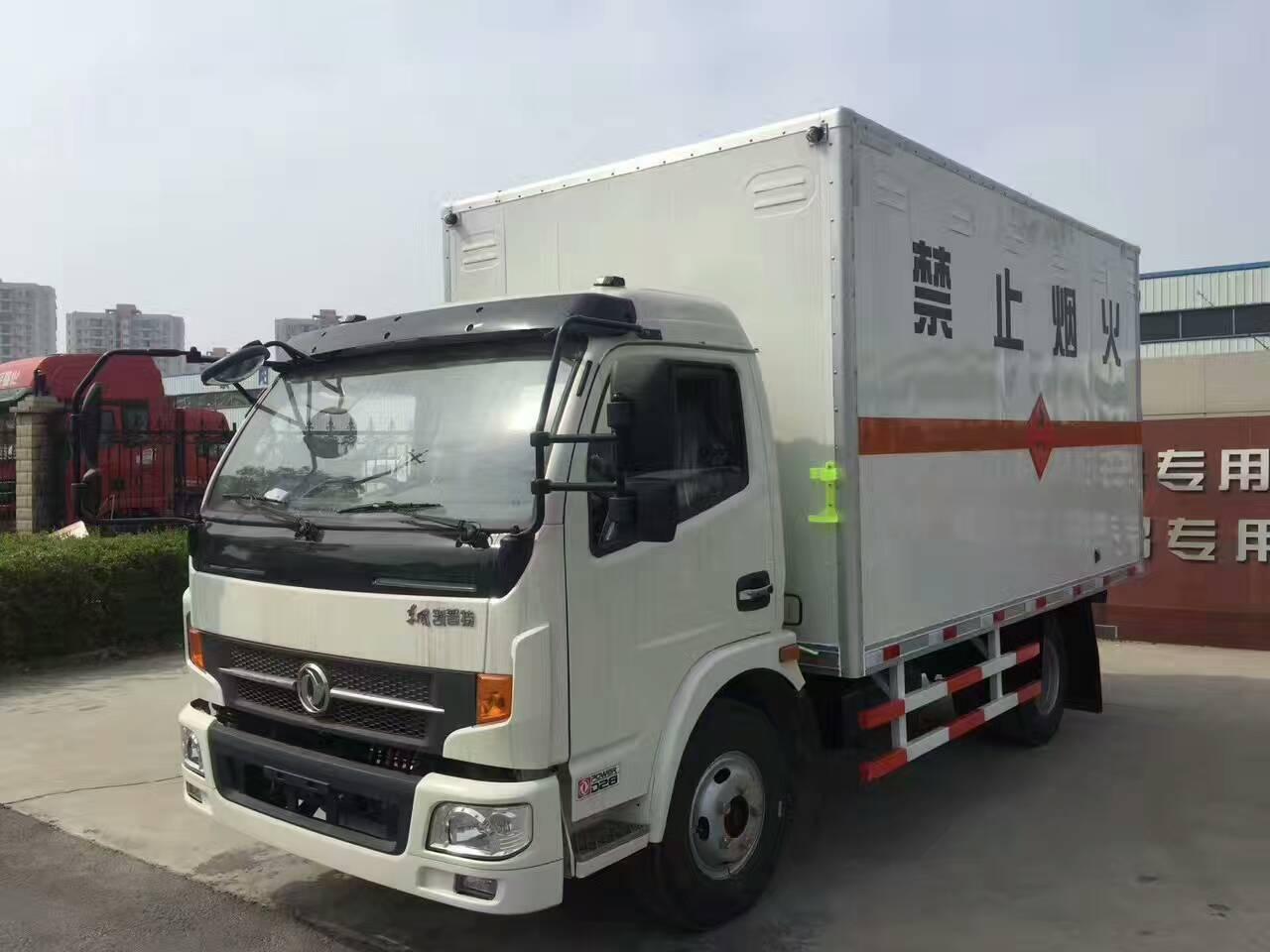 贵州爆破器材运输车装卸注意事项详解