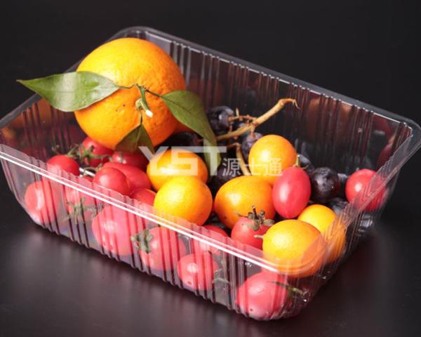 果蔬吸塑盒
