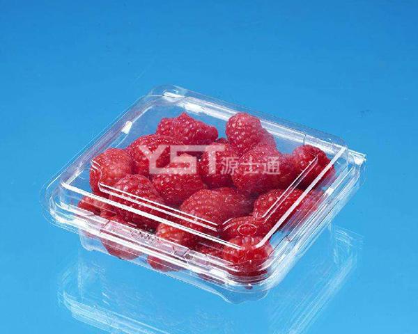 PET透明水果吸塑盒
