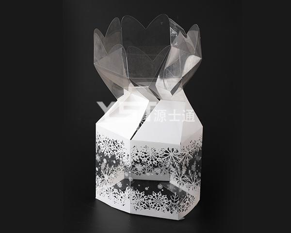 pvc透明水果包装盒