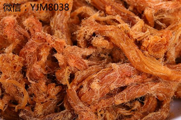 福建香辣味猪肉条批发价格区间如何?