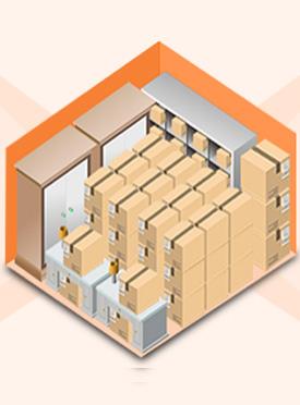 特大型仓 | 空间:17-30㎡价格:59元m³/月起