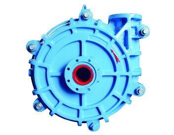 渣浆泵固液混合物磨蚀性引起的结构特点,渣浆泵怎么预防磨蚀