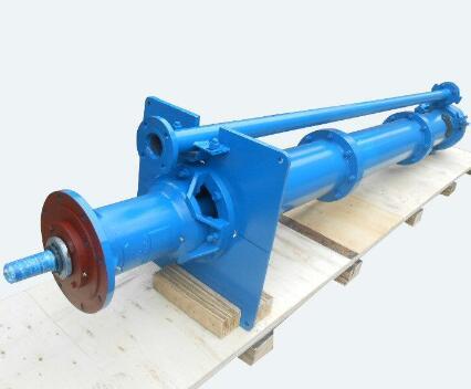 SP、SPR加长轴液下渣浆泵