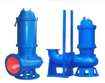 QW潜污泵