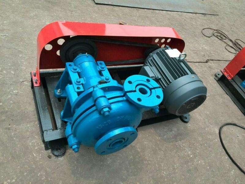河北重型渣浆泵的特点有哪些