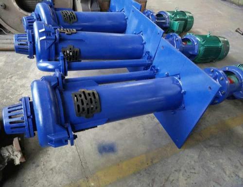 SPR液下渣浆泵的结构特点有哪些