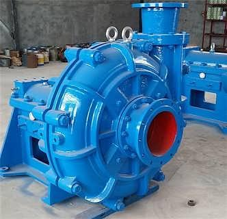 重型渣浆泵的排油步骤和配件都有哪些
