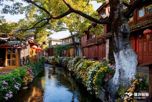 云南旅游被忽略的景点,小县城里千年古城不收门票