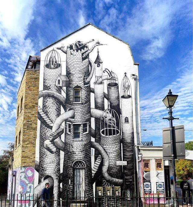 环球智讯每日墙绘分享