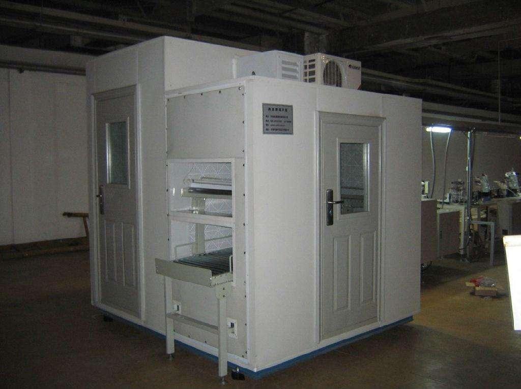 河南电磁屏蔽室在实际应用中一般可分为哪几种?