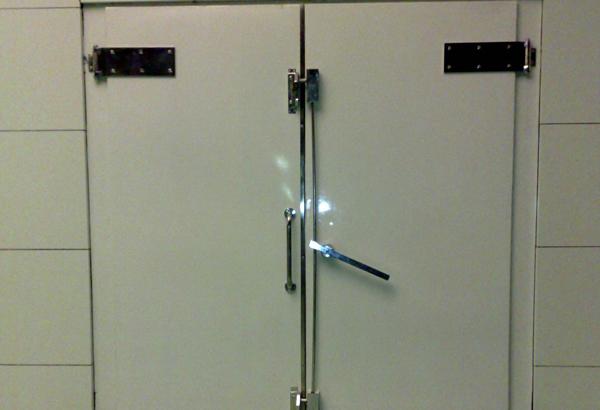平开式电磁屏蔽门