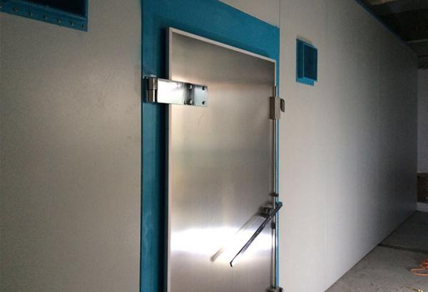 钢制电磁屏蔽门