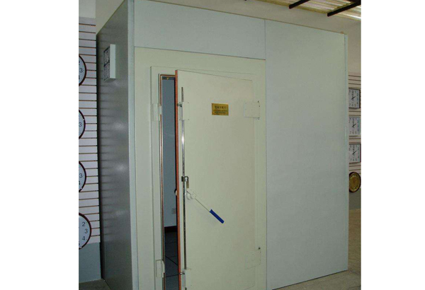 拆卸式电磁屏蔽室