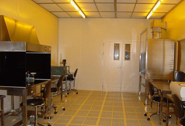 焊接式电磁屏蔽机房