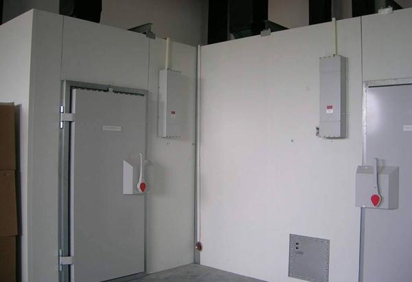 小型电磁屏蔽室