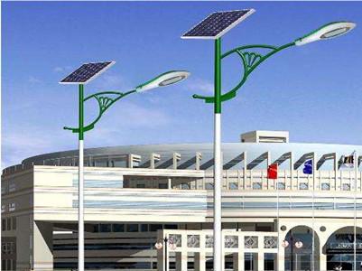 新疆皇明太阳能路灯