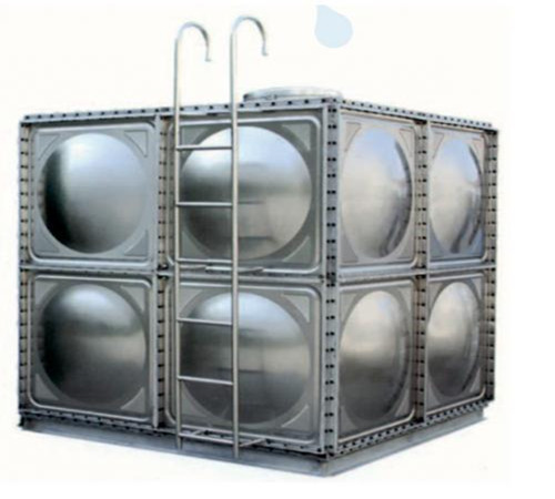 新疆皇明太阳能热水器水箱