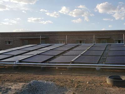 乌鲁木齐太阳能热水器