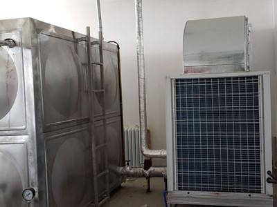 乌鲁木齐空气能热泵