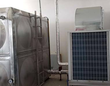 新疆空气能热水器