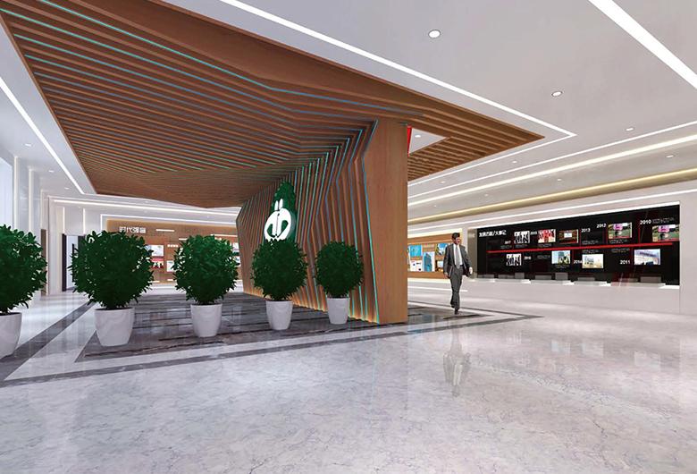 河北新发地食品企业专业展厅