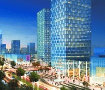 北京总部基地项目