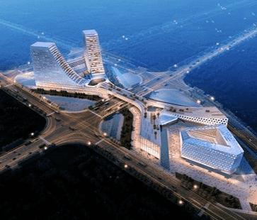青岛蓝色硅谷......
