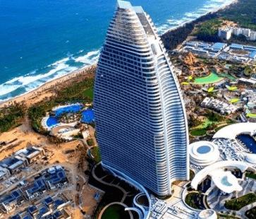 三亚海棠湾假日酒店