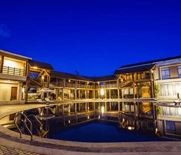 昆明温泉度假酒店