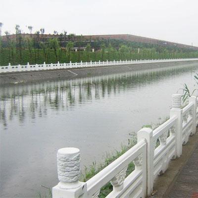 适合安装河南石材栏杆的地方都有哪些?