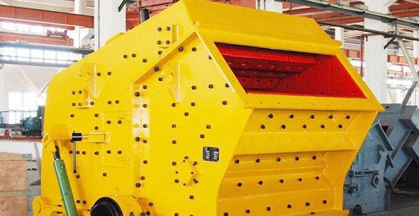 厂家逐步的对细碎机的性能进行改善,并且总结了影响细碎机生产的因素