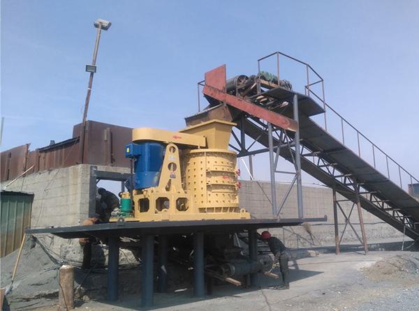 风化石制砂机