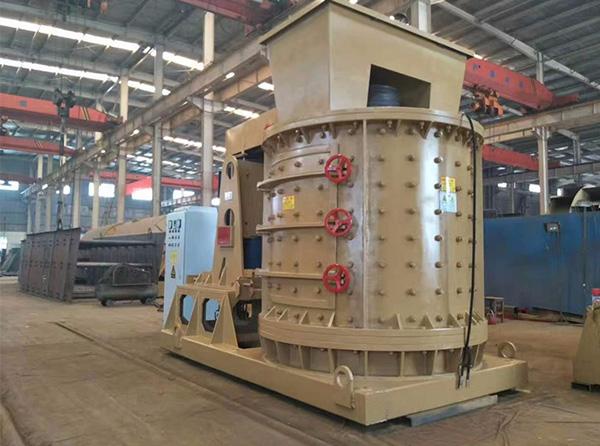 立轴制砂设备生产厂家