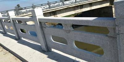 镇平石雕栏杆厂家分析石雕栏杆主要组成部分