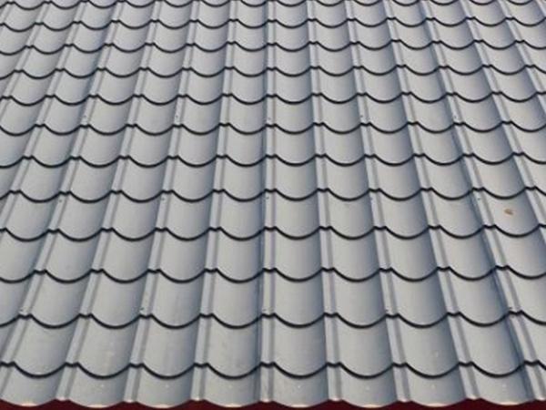 屋顶彩钢板