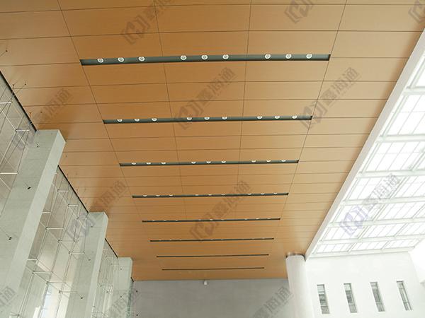 仙林鼓楼医院铝蜂窝板建设效果图
