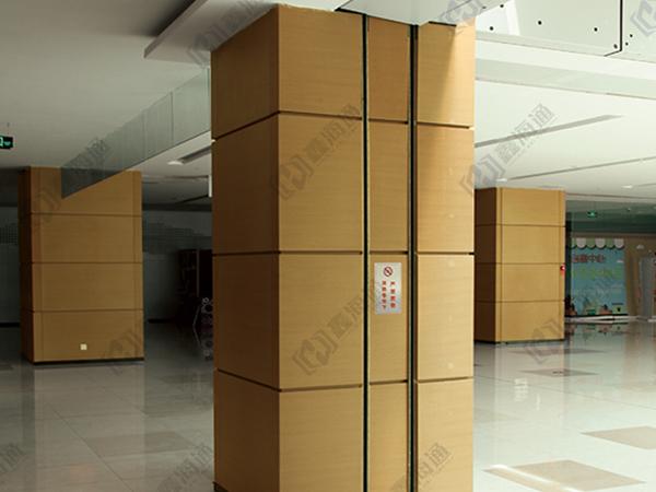 梁柱铝单板