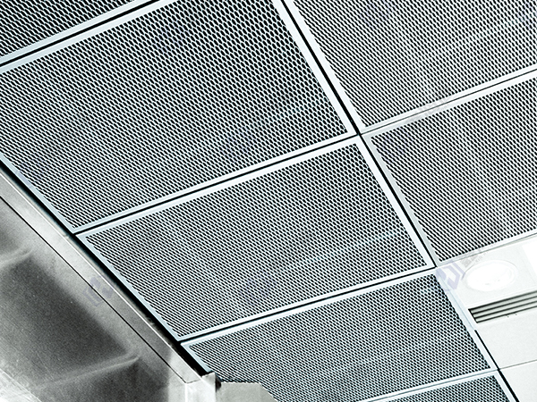 铝合金网板