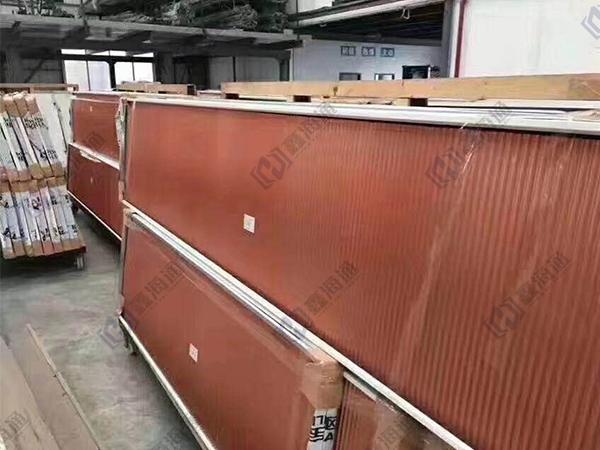 825型瓦楞铝板